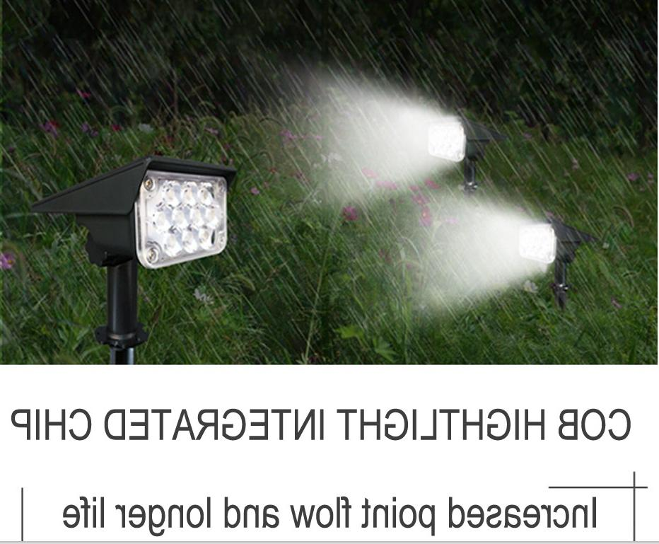 LED Outdoor Yard Path Lamp Bright Ground