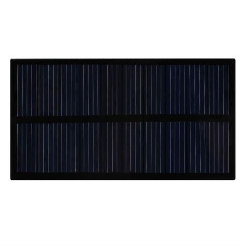 Solar Panel LED Lighting System Lights Portable Outdoor
