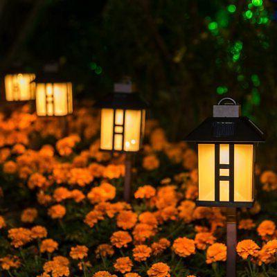 GIGALUMI Lights, Solar Garden Outdoor, Landscape