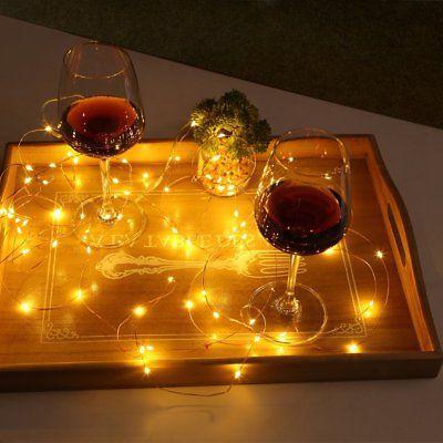 AMIR Lights, Copper Wire Lights, Modes