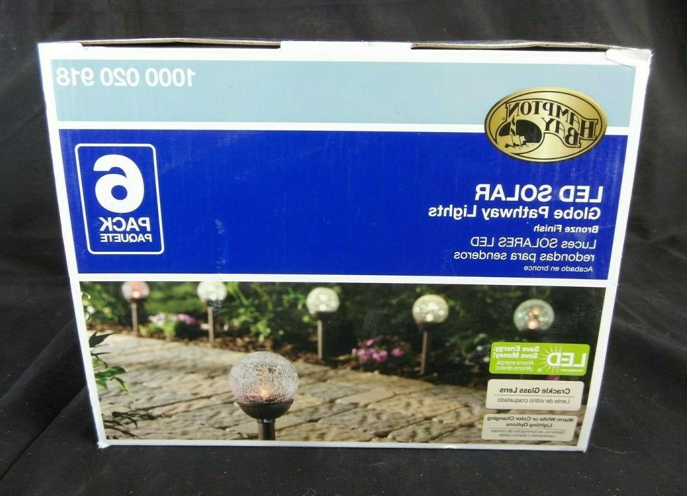 solar remington bronze outdoor led landscape path