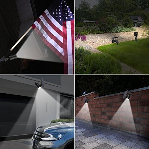 AMIR Motion 800 8 Landscape Lighting with Modes, Waterproof Lights for Patio Garden Driveway Pathway