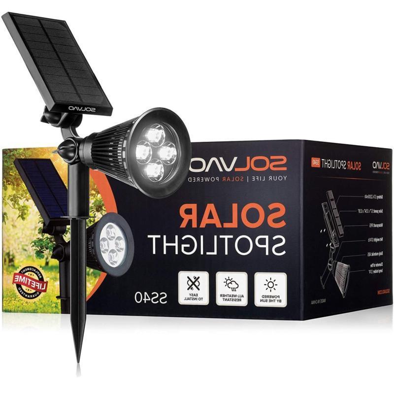 Solvao Solar Spotlight - Ultra Led L