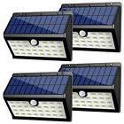 InnoGear Solar Step Lights Outdoor, 30 LED Motion Sensor Sec