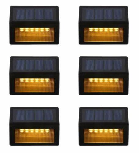 Solar - LED Solar Deck Solar Garden