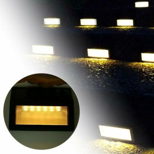 Solar Step Lights - Amei Solar Lights, Garden Lights