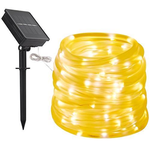 solar string light powered