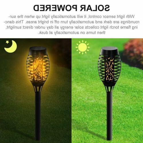 2X Outdoor 12LED Solar Light Waterproof