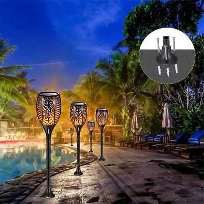 Solar Dancing Lighting LED Flickering Tiki Torches