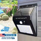 Solar Wall Lamp Night Light  20-LED Auto ON/OFF Motion Senso