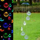 Solar Wind Chime Lights Creative LED Outdoor Color Changing