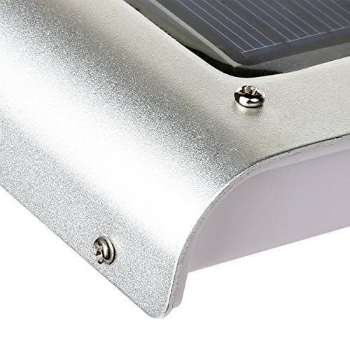 Power Motion Sensor Security Light