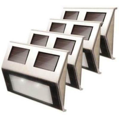 solarpowered metal deck light