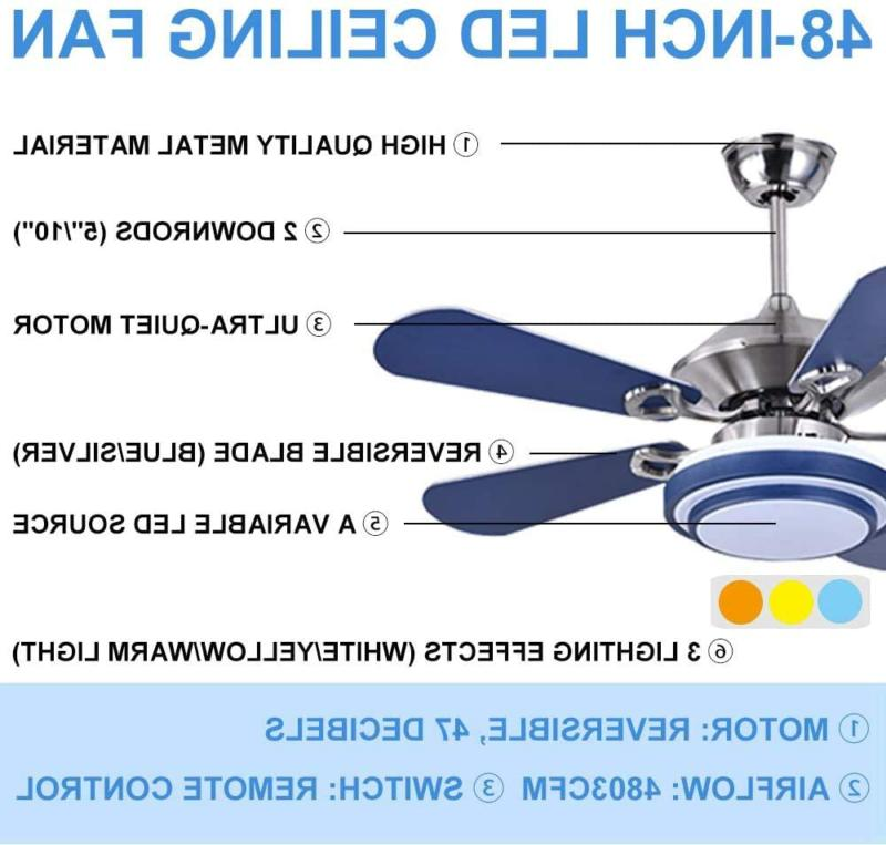 Stainless with LED Indoor Remote Chandelier Mo