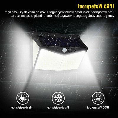 208 Lights PIR Motion Wall Lamp Outdoor
