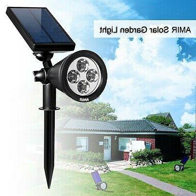 AMIR Upgraded 1 Solar Lights, Outdoor