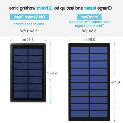 InnoGear Upgraded Solar and
