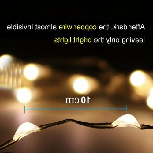AMIR Upgraded Lights, 100 Lights