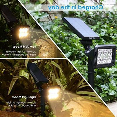 URPOWER Outdoor Upgraded, Waterproof Lights
