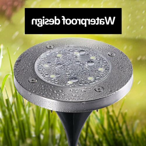 1pc Lights Light Waterproof In-Ground Light