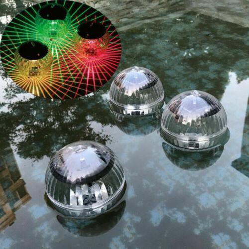 US Lights Garden Pool Lamp Color