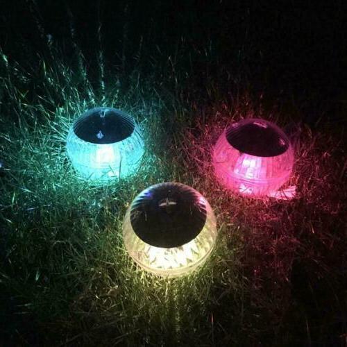 Lights Pond Lamp Outdoor