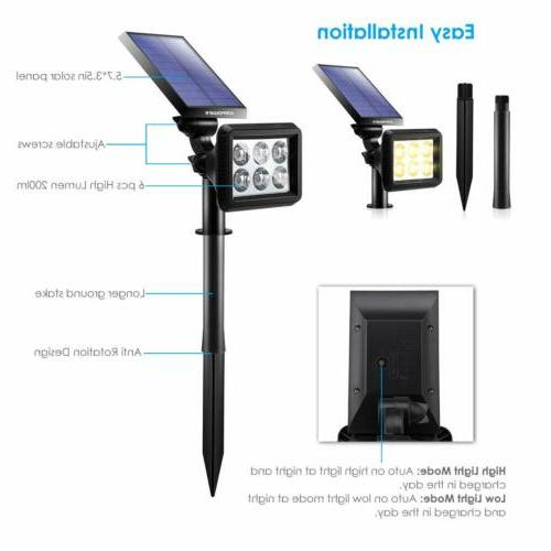 URPOWER Lights Solar