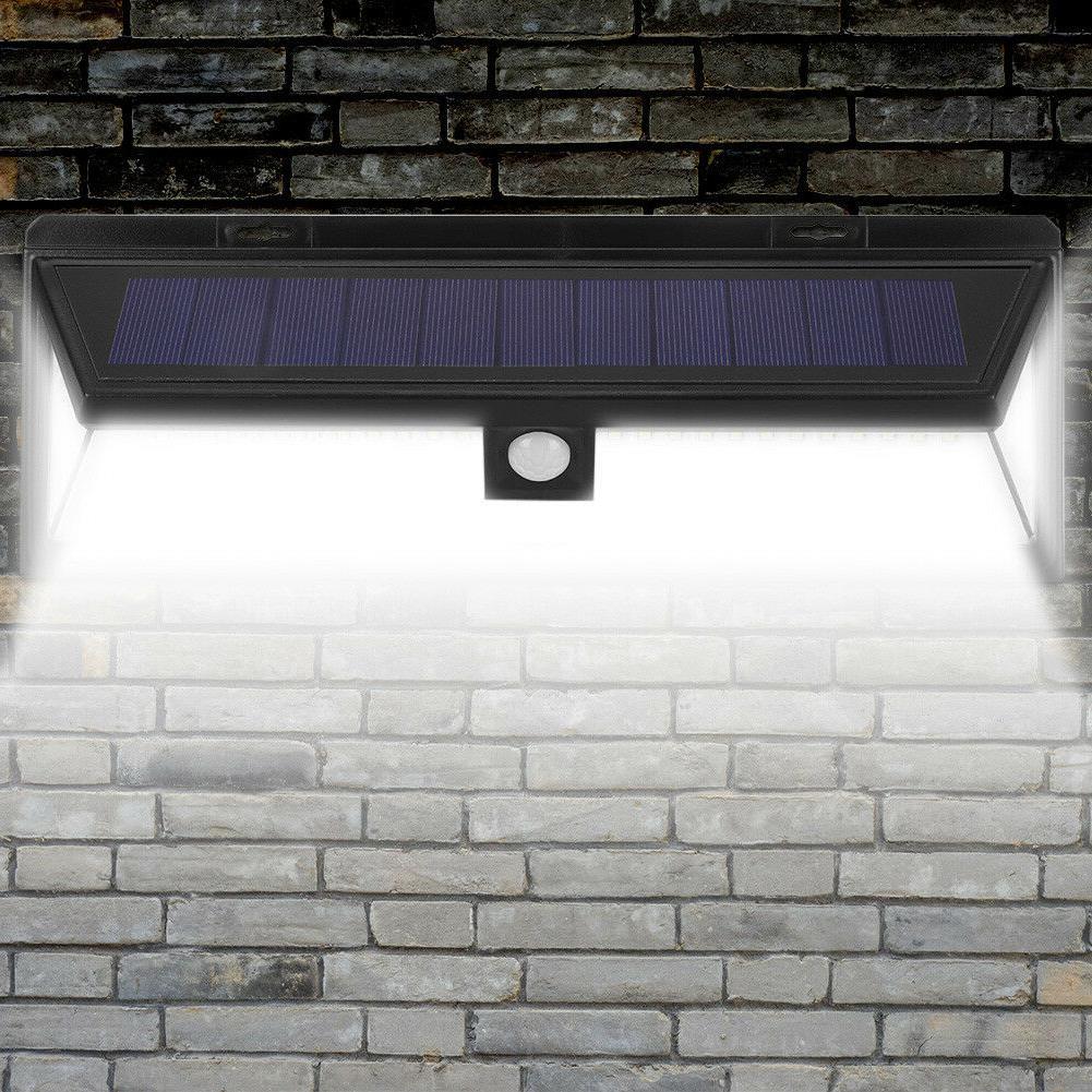 Waterproof 118 LED Lamp PIR Light