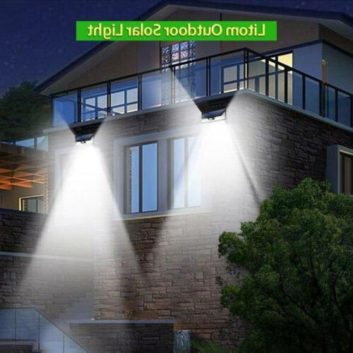 Waterproof Lamp Outdoor Garden PIR Motion Light