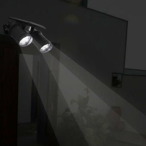 Waterproof Solar PIR Motion Sensor