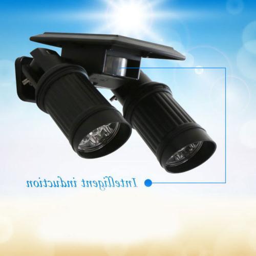Waterproof 14LED Solar Powered Yard Lights PIR