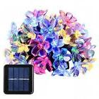 Waterproof Solar Powered Garden Led Lights Blossom Flower Ou