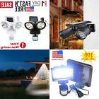 Waterproof Solar Powered Sensor LED Light Security Flood Mot