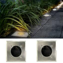 LED Decoration Stainless Steel Deck Lights Floor Light Lawn