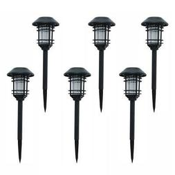 Solar LED Pathway Lights Outdoor Garden Light Landscape Ligh
