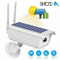 LED Solar Motion Sensor Light Outdoor Garden Yard Wall Lamp