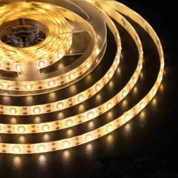 Amir Led Strip Lights, 90 Led 9.84Ft Flexible Solar Strip Li
