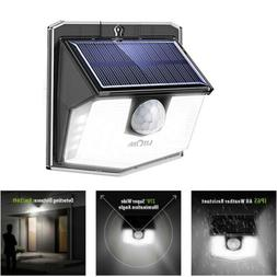 LITOM Lite 30 LED Solar Lights Outdoor 270° Wide Angle IP65