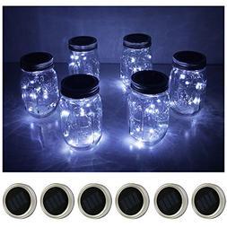 mason jar lights 10 solar