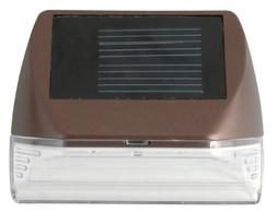mini rectangle solar deck light