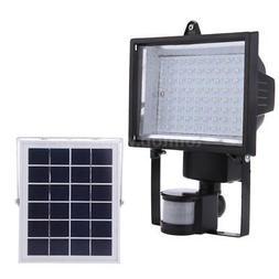 Outdoor 80LEDs Solar Power Light Ultra Bright Garden Pathway