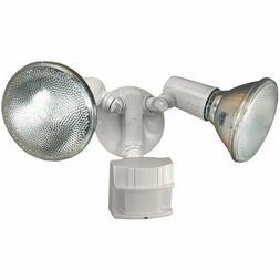 Heath Zenith Par 300W 150 Sensor, White