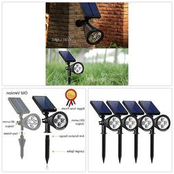 Path Lights Upgraded Solar Lights Waterproof Outdoor Landsca