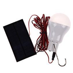 WinnerEco Portable Solar Powered LED Bulb Lamp Spotlight wit