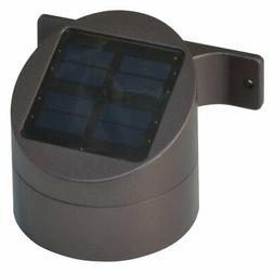 Moonrays Premium Output Solar Powered LED Wall Mount Deck Sc