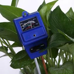 Probador Digital 3 en 1 suelo humedad luz solar medidor de P
