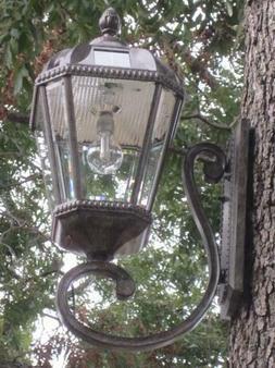 royal bulb series 1 light outdoor led