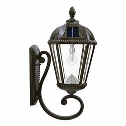 Gama Sonic Royal Solar Powered 7-Light Outdoor Sconce