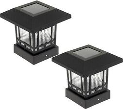 Westinghouse Solar 20 Lumens 4x4 Post Light for Wood Posts (