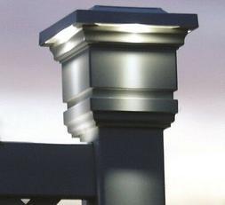 Classy Cap-Solar Fencepost Cap- 4 x 4